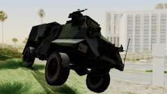 Alvis AT105E Saxon para GTA San Andreas