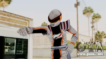 Power Rangers Operation Overdrive - Mercury para GTA San Andreas