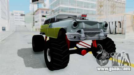Pontiac Safari 1956 Monster Truck para GTA San Andreas