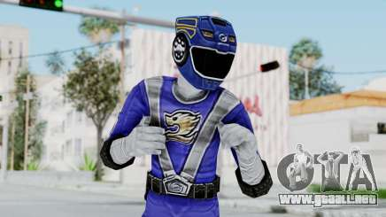Power Rangers RPM - Blue para GTA San Andreas