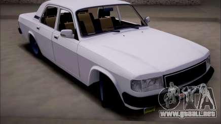 GAZ 31029 Volga Clásico para GTA San Andreas