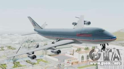 Boeing 747-200 American Airlines para GTA San Andreas