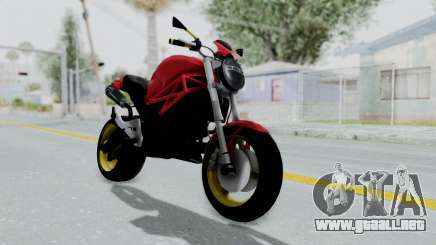 Ducati Monster para GTA San Andreas