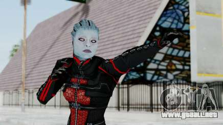 Mass Effect 2 Monrith Commando para GTA San Andreas