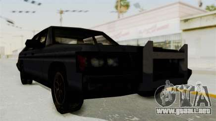 Cruiser from Manhunt 2 para GTA San Andreas
