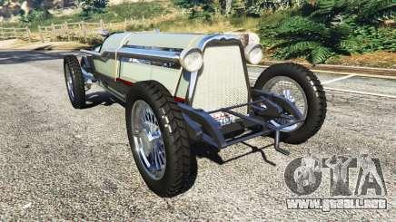 Fiat Mefistofele para GTA 5