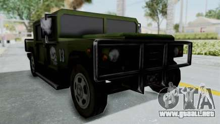 Patriot from Manhunt 2 para GTA San Andreas