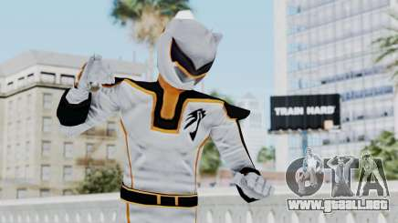 Power Rangers Jungle Fury - Rhino para GTA San Andreas