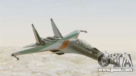 SU-30 MKI para GTA San Andreas