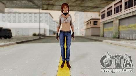 Brooke - Fireburst para GTA San Andreas segunda pantalla