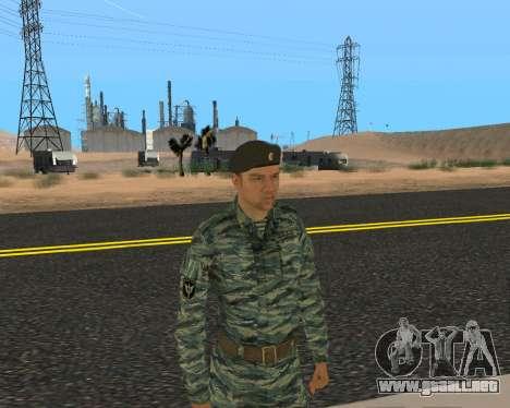 Pak Militar Ruso para GTA San Andreas undécima de pantalla