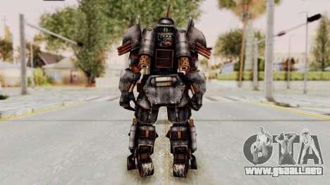 UT2004 The Corrupt - Virus para GTA San Andreas tercera pantalla