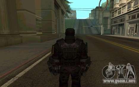 Crossbones para GTA San Andreas segunda pantalla