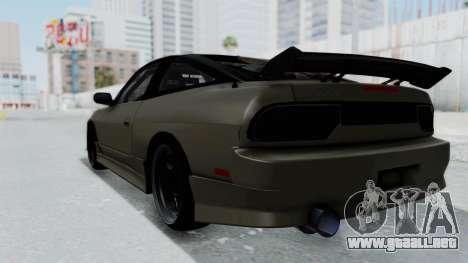 Nissan Sileighty TOD para GTA San Andreas left