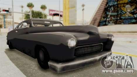 Beta VC Hermes para la visión correcta GTA San Andreas