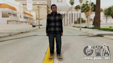 GTA 5 Michael v1 para GTA San Andreas segunda pantalla