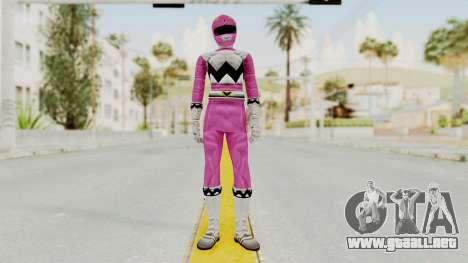 Power Rangers Lost Galaxy - Pink para GTA San Andreas segunda pantalla