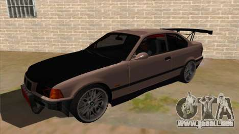 BMW M3 Drift Missile para GTA San Andreas