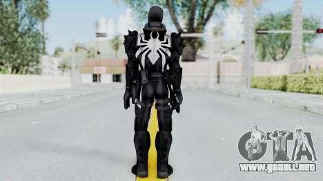 Marvel Heroes - Agent Venom para GTA San Andreas tercera pantalla