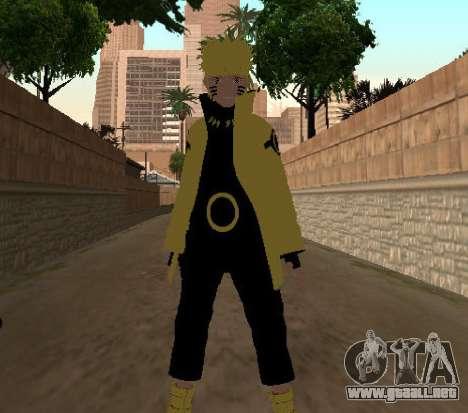 Naruto Ashura para GTA San Andreas