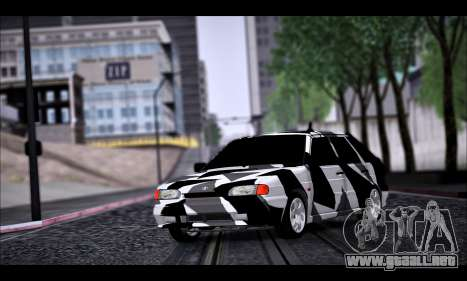 VAZ 2114 Triangle para GTA San Andreas left