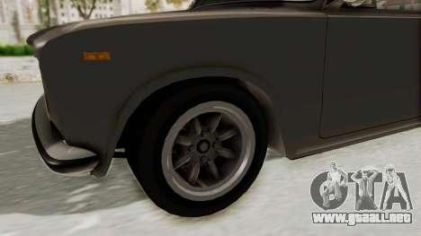 Seat 1430 FU para GTA San Andreas vista hacia atrás