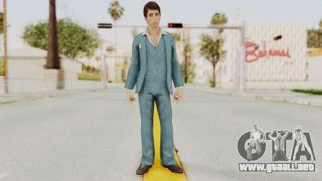 Scarface Tony Montana Suit v3 para GTA San Andreas segunda pantalla