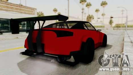 GTA 5 Annis Elegy Twinturbo No Spec para GTA San Andreas left