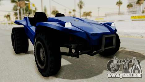 BF Buggy para GTA San Andreas