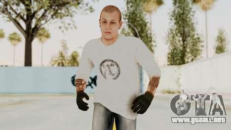 GTA 5 Tattooist v2 para GTA San Andreas