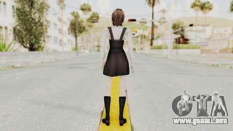 Fatal Frame 4 - Rukka School para GTA San Andreas tercera pantalla