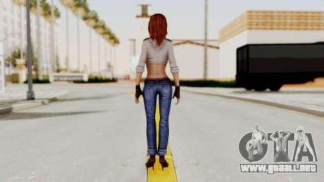 Brooke - Fireburst para GTA San Andreas tercera pantalla