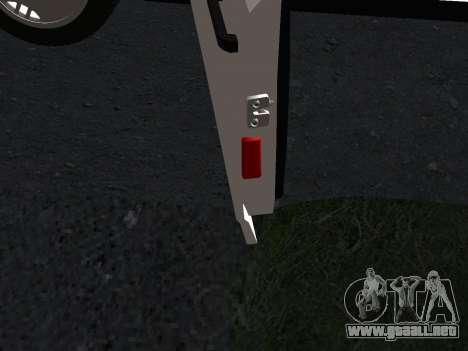 VAZ 2108 Stock by Greedy para las ruedas de GTA San Andreas