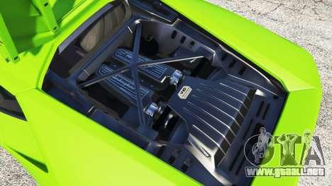 Lamborghini Huracan LP 610-4 2016 para GTA 5