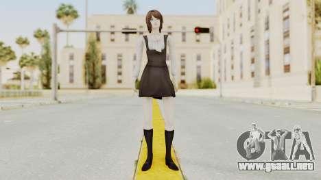 Fatal Frame 4 - Rukka School para GTA San Andreas segunda pantalla