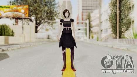 Fatal Frame 4 - Madoka Goth para GTA San Andreas segunda pantalla