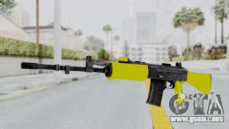 IOFB INSAS Yellow para GTA San Andreas