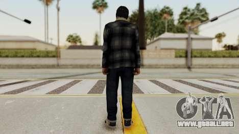 GTA 5 Michael v1 para GTA San Andreas tercera pantalla