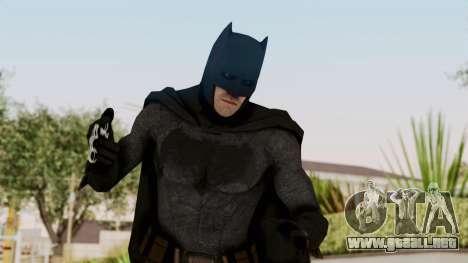 Batman vs. Superman - Batman para GTA San Andreas