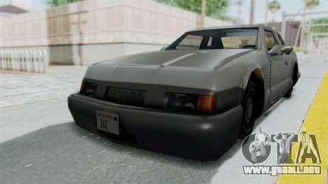 Lumia (Civil Hotring Racer) para GTA San Andreas