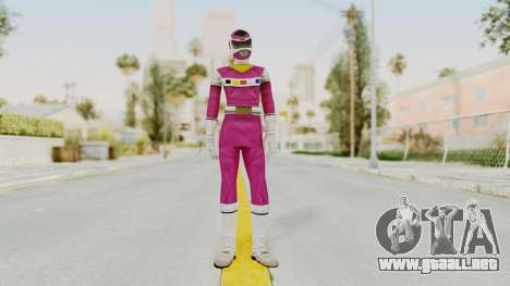 Power Rangers In Space - Pink para GTA San Andreas segunda pantalla