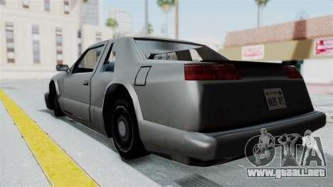 Lumia (Civil Hotring Racer) para GTA San Andreas left