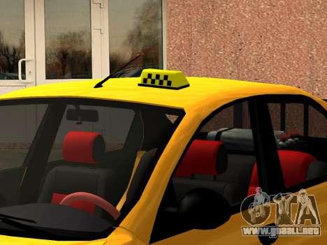 Daewoo Lanos (Sens) 2004 v2.0 by Greedy para las ruedas de GTA San Andreas