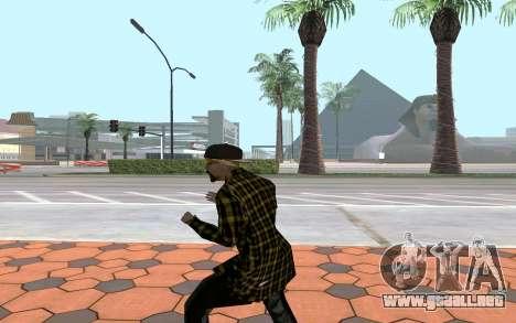 Los Santos Vagos Gang Member para GTA San Andreas tercera pantalla