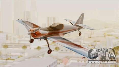 Zlin Z-50 LS v4 para GTA San Andreas