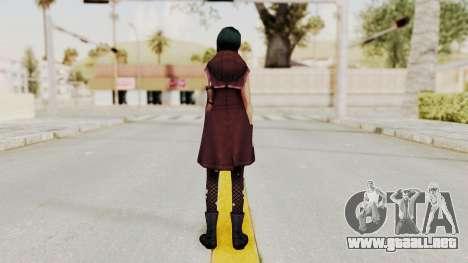 Marvel Future Fight - Sister Grimm New para GTA San Andreas tercera pantalla