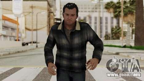 GTA 5 Michael v1 para GTA San Andreas