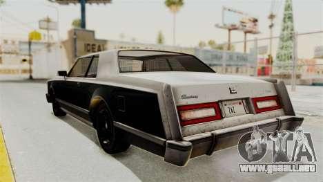 GTA 5 Dundreary Virgo IVF para la visión correcta GTA San Andreas