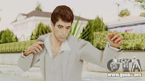 Scarface Tony Montana Suit v1 para GTA San Andreas