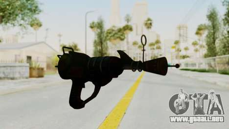 Ray Gun from CoD World at War para GTA San Andreas
